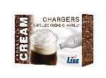 10 count box of Liss Cream Chargers